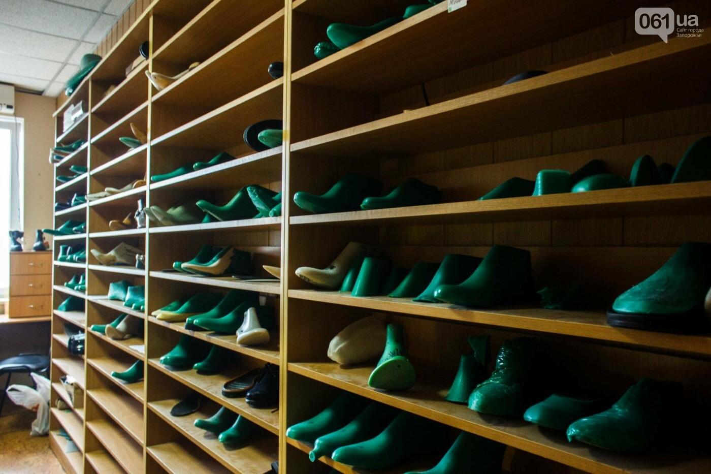 Как создается обувь: экскурсия на запорожскую обувную фабрику, – ФОТОРЕПОРТАЖ, фото-6