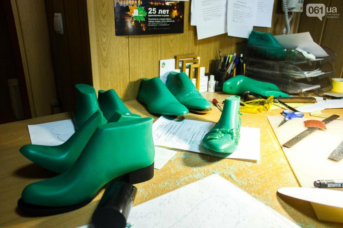 Как создается обувь: экскурсия на запорожскую обувную фабрику, – ФОТОРЕПОРТАЖ, фото-3