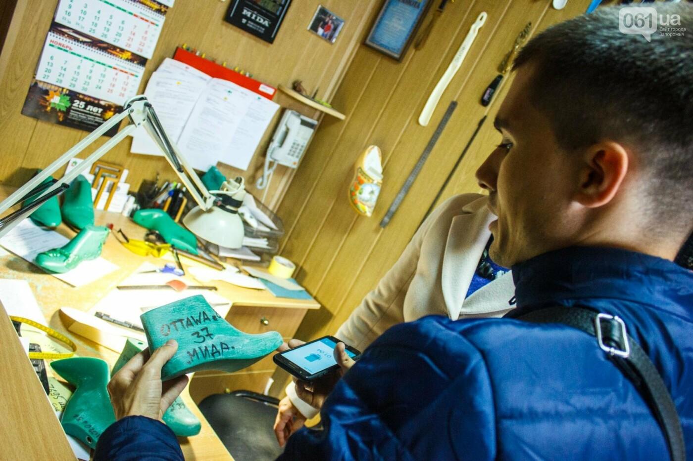 Как создается обувь: экскурсия на запорожскую обувную фабрику, – ФОТОРЕПОРТАЖ, фото-2