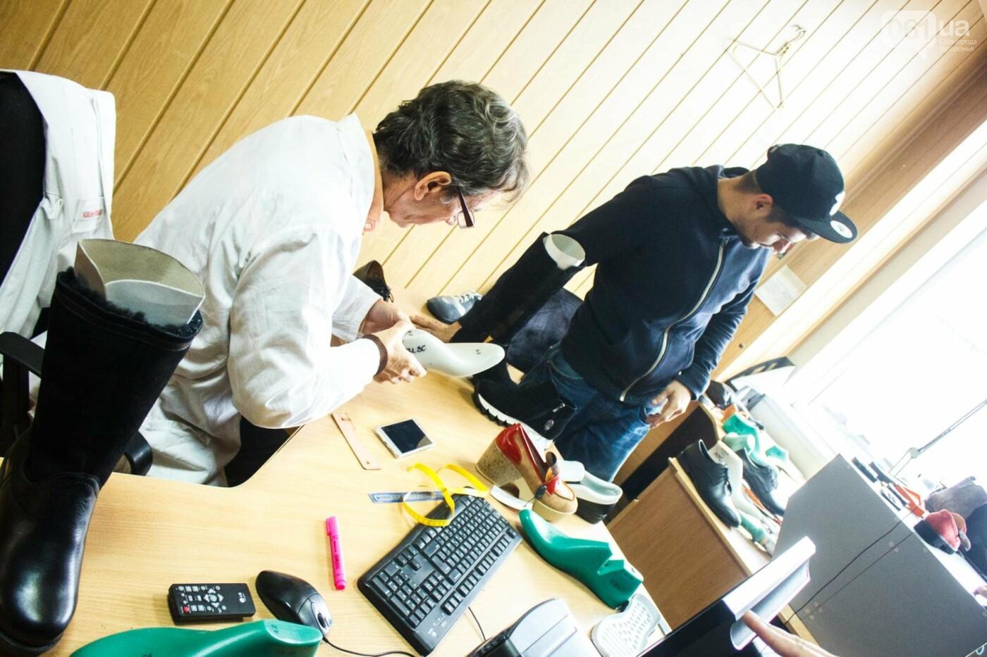 Как создается обувь: экскурсия на запорожскую обувную фабрику, – ФОТОРЕПОРТАЖ, фото-4