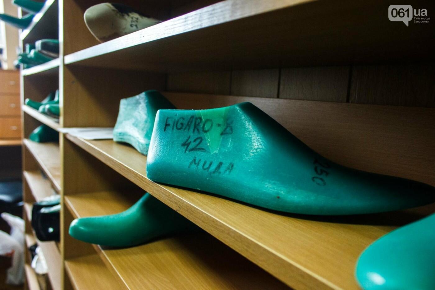Как создается обувь: экскурсия на запорожскую обувную фабрику, – ФОТОРЕПОРТАЖ, фото-7