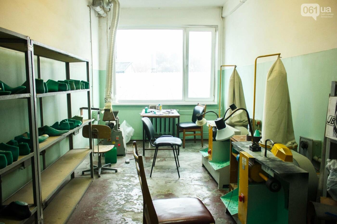 Как создается обувь: экскурсия на запорожскую обувную фабрику, – ФОТОРЕПОРТАЖ, фото-5