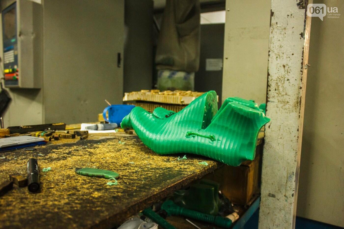 Как создается обувь: экскурсия на запорожскую обувную фабрику, – ФОТОРЕПОРТАЖ, фото-10