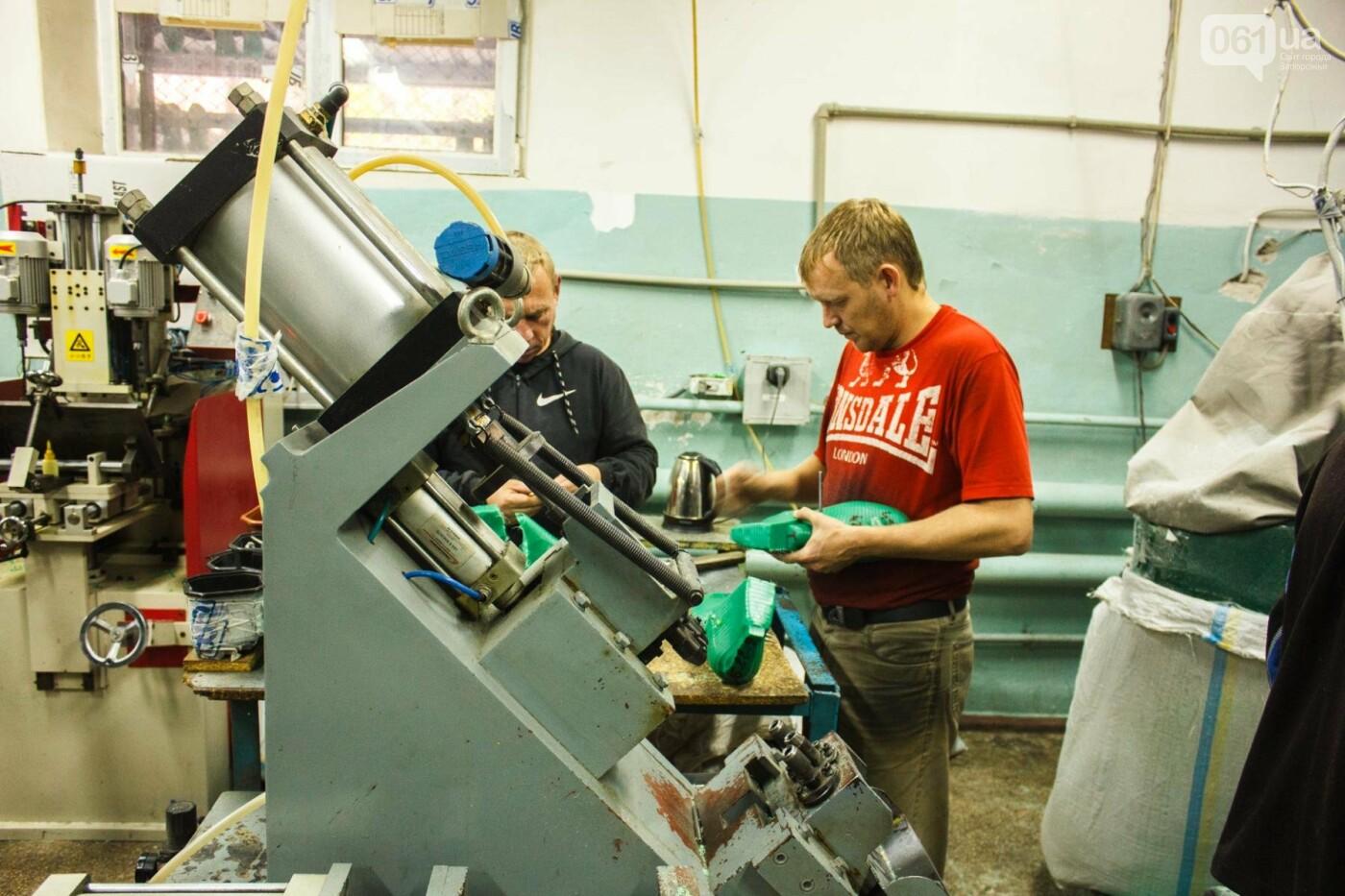 Как создается обувь: экскурсия на запорожскую обувную фабрику, – ФОТОРЕПОРТАЖ, фото-11