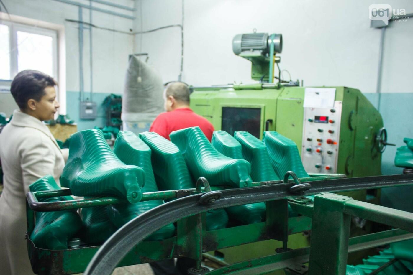Как создается обувь: экскурсия на запорожскую обувную фабрику, – ФОТОРЕПОРТАЖ, фото-9