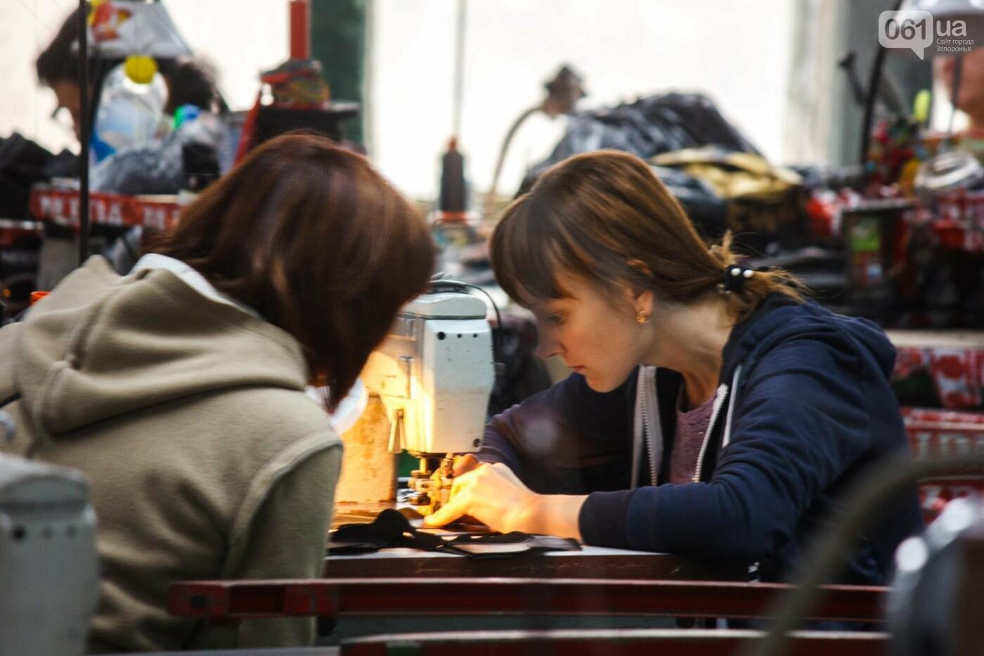 Как создается обувь: экскурсия на запорожскую обувную фабрику, – ФОТОРЕПОРТАЖ, фото-50