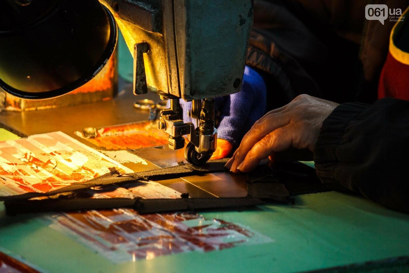 Как создается обувь: экскурсия на запорожскую обувную фабрику, – ФОТОРЕПОРТАЖ, фото-49