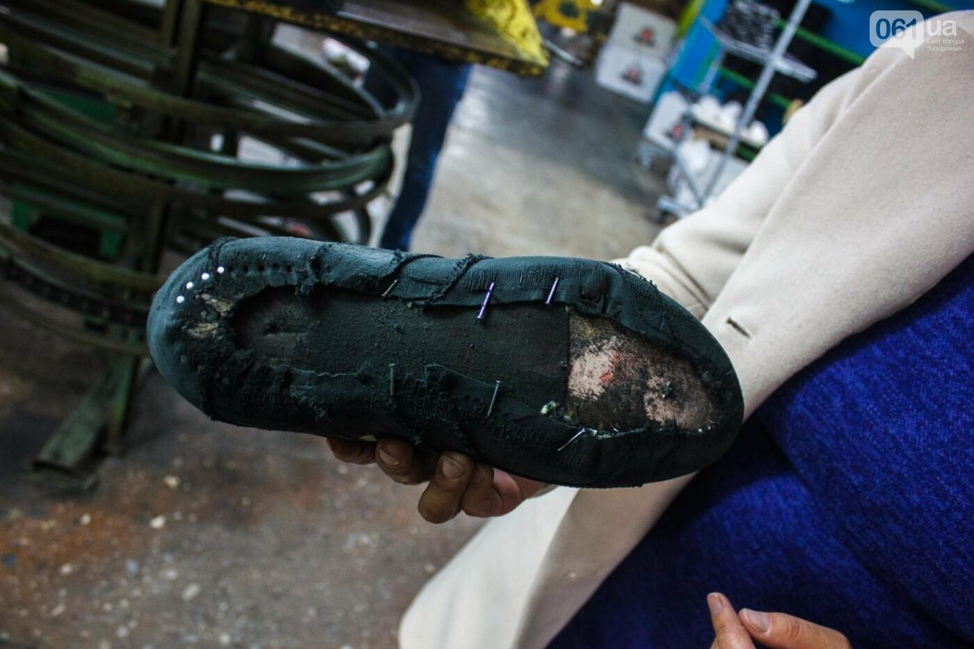 Как создается обувь: экскурсия на запорожскую обувную фабрику, – ФОТОРЕПОРТАЖ, фото-58