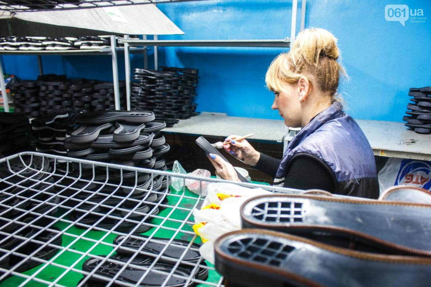 Как создается обувь: экскурсия на запорожскую обувную фабрику, – ФОТОРЕПОРТАЖ, фото-59