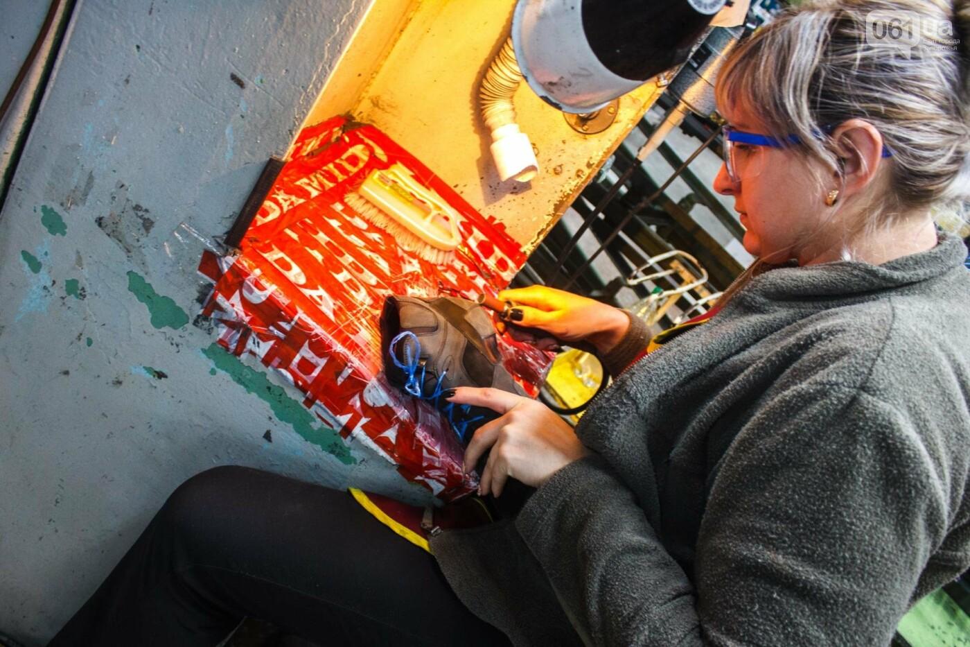Как создается обувь: экскурсия на запорожскую обувную фабрику, – ФОТОРЕПОРТАЖ, фото-61