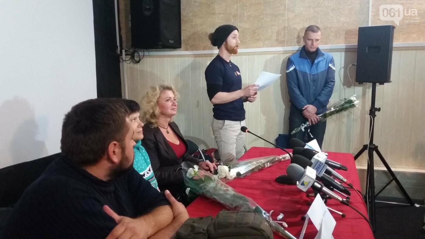 В Запорожье показали «Матерей войны»: фильм снимал режиссер из Австралии, — ФОТОРЕПОРТАЖ, фото-2