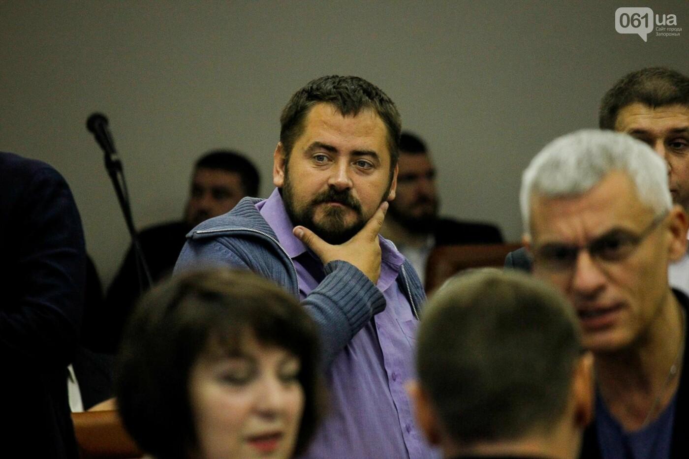 Сессия запорожского горсовета в 55 фотографиях, - ФОТОРЕПОРТАЖ, фото-37