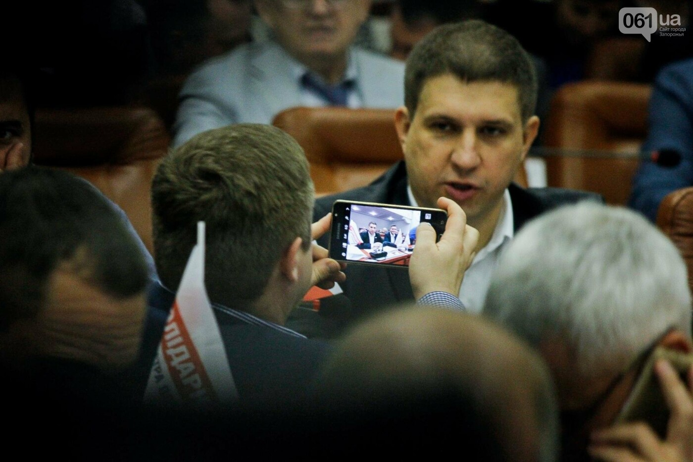 Сессия запорожского горсовета в 55 фотографиях, - ФОТОРЕПОРТАЖ, фото-51