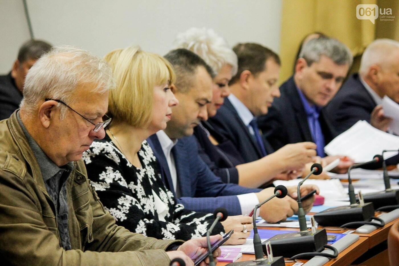 Сессия запорожского горсовета в 55 фотографиях, - ФОТОРЕПОРТАЖ, фото-12