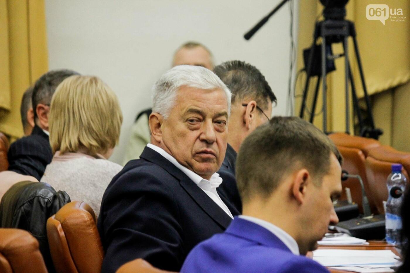 Сессия запорожского горсовета в 55 фотографиях, - ФОТОРЕПОРТАЖ, фото-22
