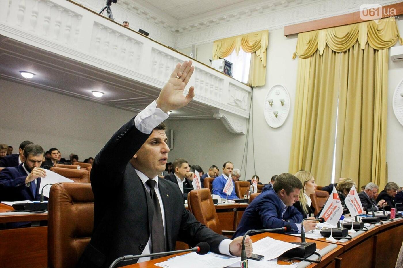 Сессия запорожского горсовета в 55 фотографиях, - ФОТОРЕПОРТАЖ, фото-14