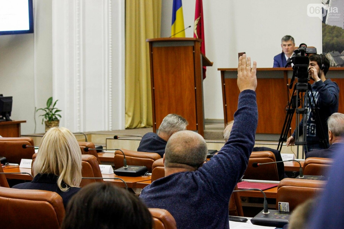 Сессия запорожского горсовета в 55 фотографиях, - ФОТОРЕПОРТАЖ, фото-13
