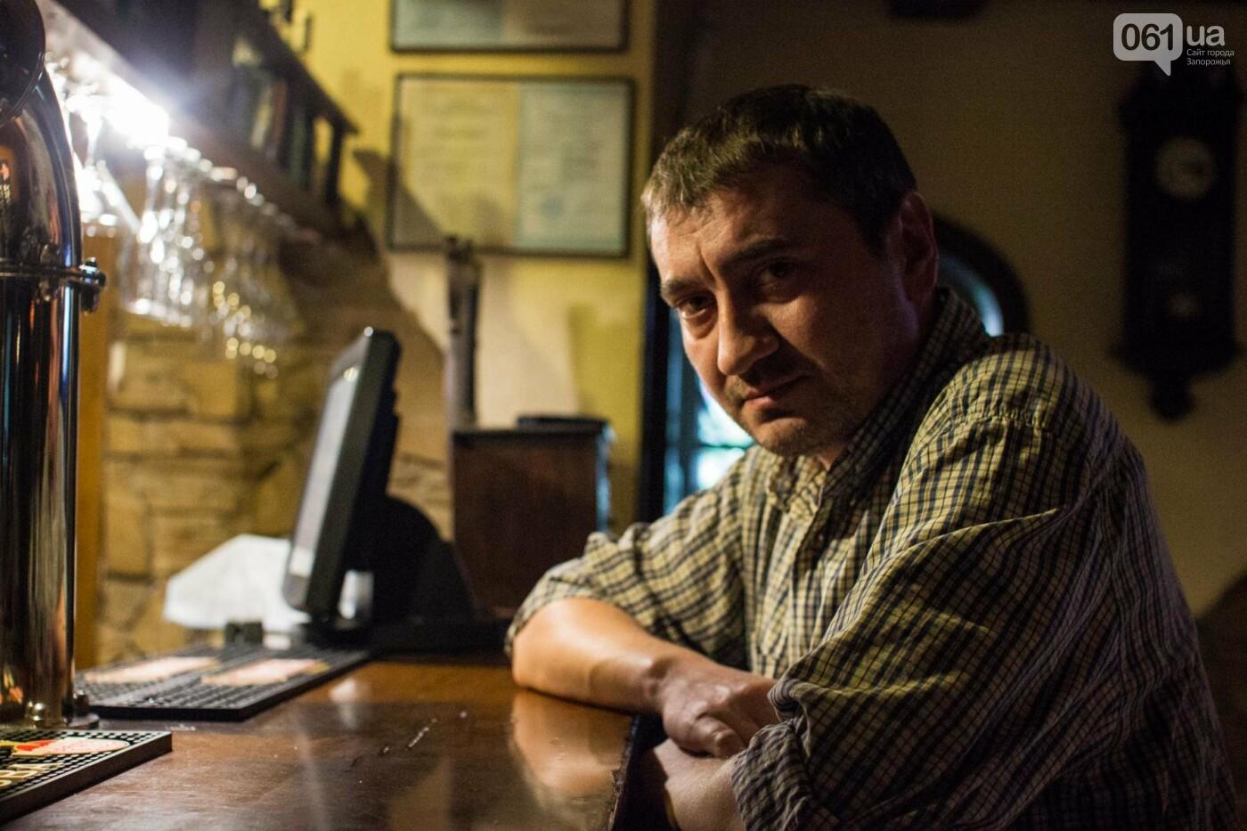 """""""Существует только два вида пива"""": история запорожца, который отказался от престижной должности ради работы пивоваром, фото-1"""