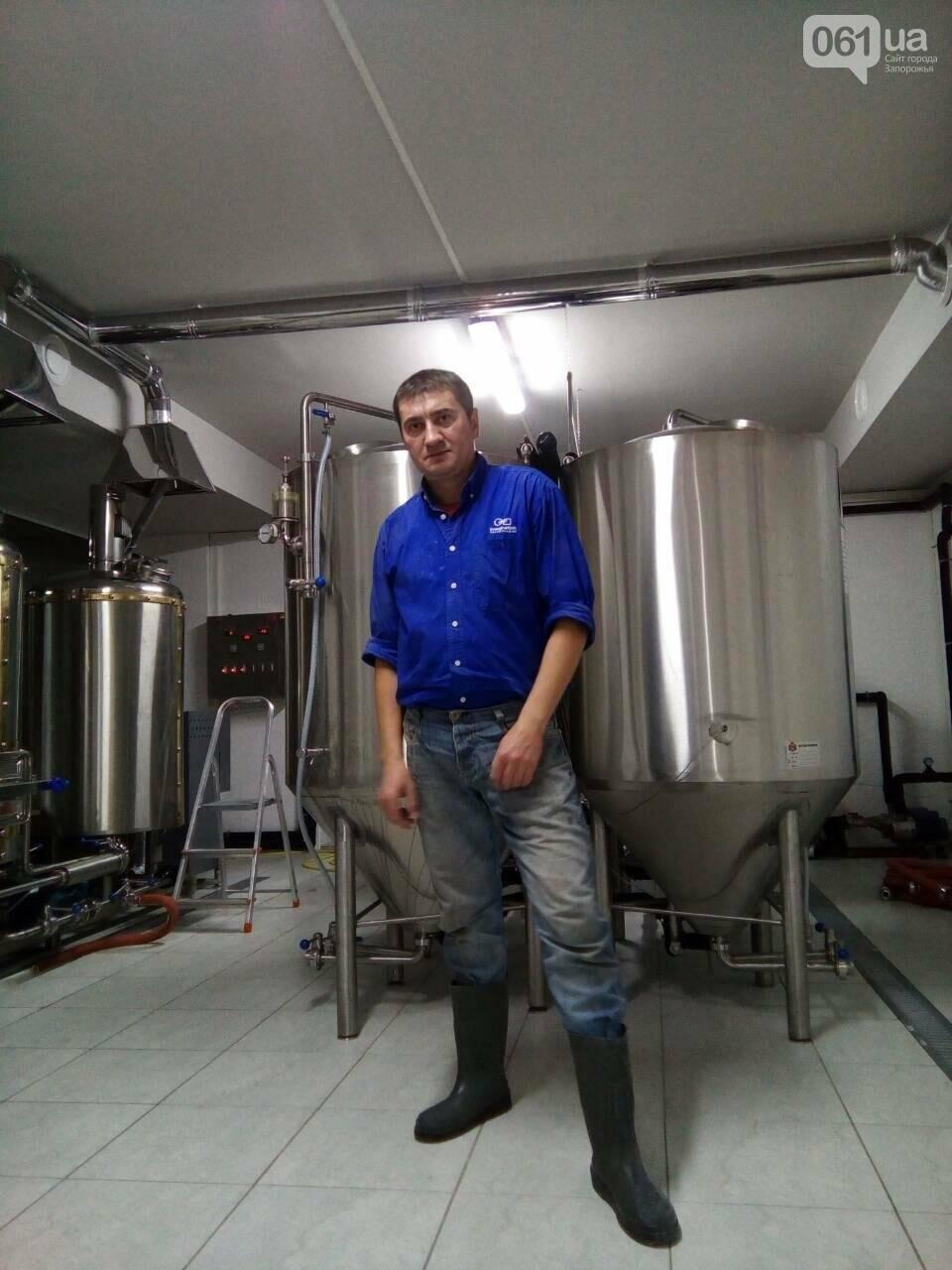 """""""Существует только два вида пива"""": история запорожца, который отказался от престижной должности ради работы пивоваром, фото-3"""