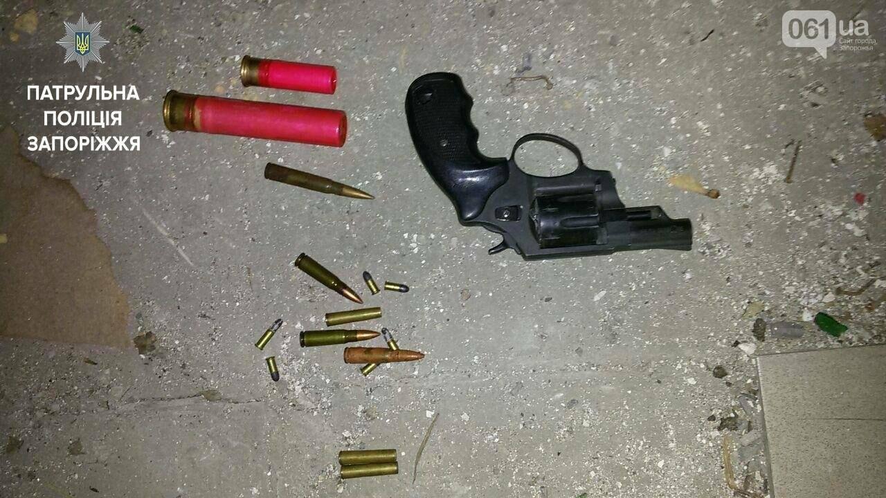 В Запорожье на Бабурке нашли пакет с гранатами, – ФОТО, фото-4