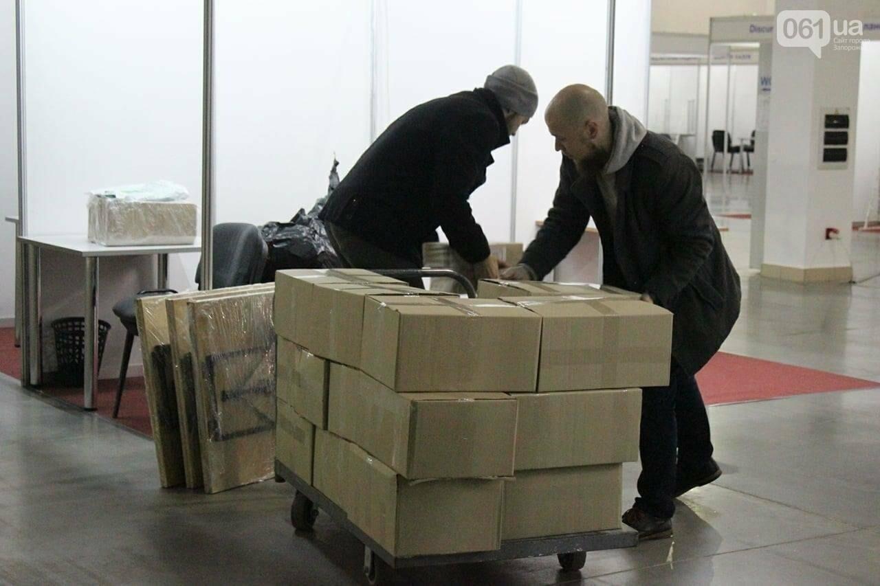 """В """"Козак палац"""" готовятся к Запорожской книжной толоке: репортаж из закулисья, - ФОТО, фото-3"""