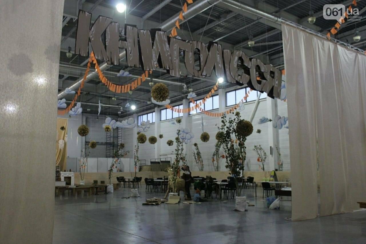 """В """"Козак палац"""" готовятся к Запорожской книжной толоке: репортаж из закулисья, - ФОТО, фото-16"""