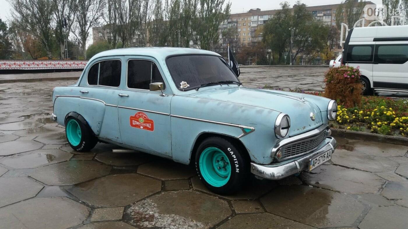 Плохая погода не позволила провести в Запорожье выставку ретро-автомобилей, – ФОТОРЕПОРТАЖ  , фото-8