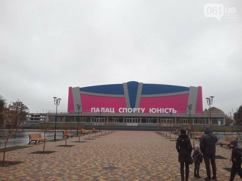 """Возле ДС """"Юность"""" установили 15 новых лавочек, - ФОТОФАКТ, фото-2"""