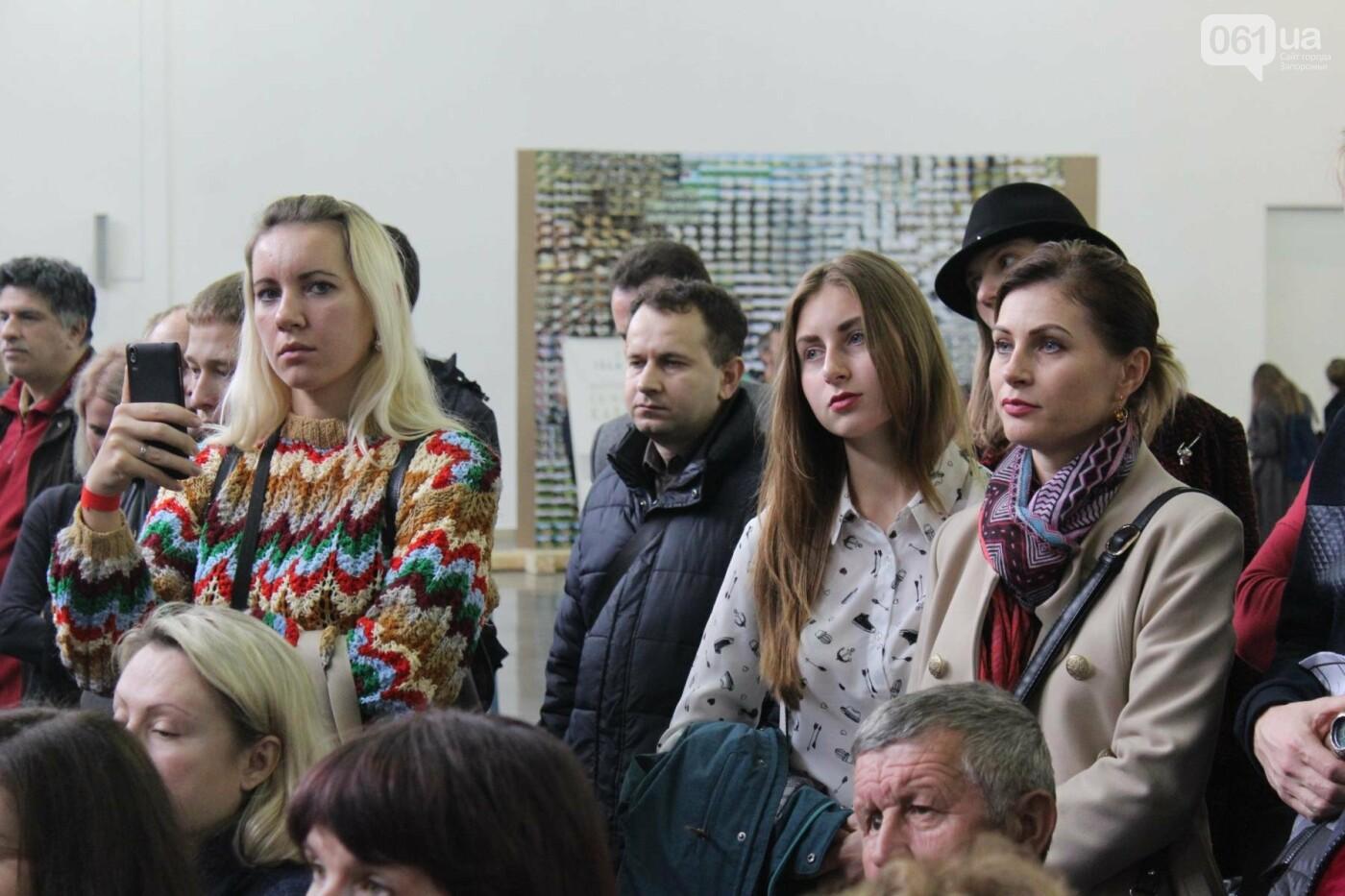 Писатель Любко Дереш в Запорожье собрал аншлаг, - ФОТО , фото-6