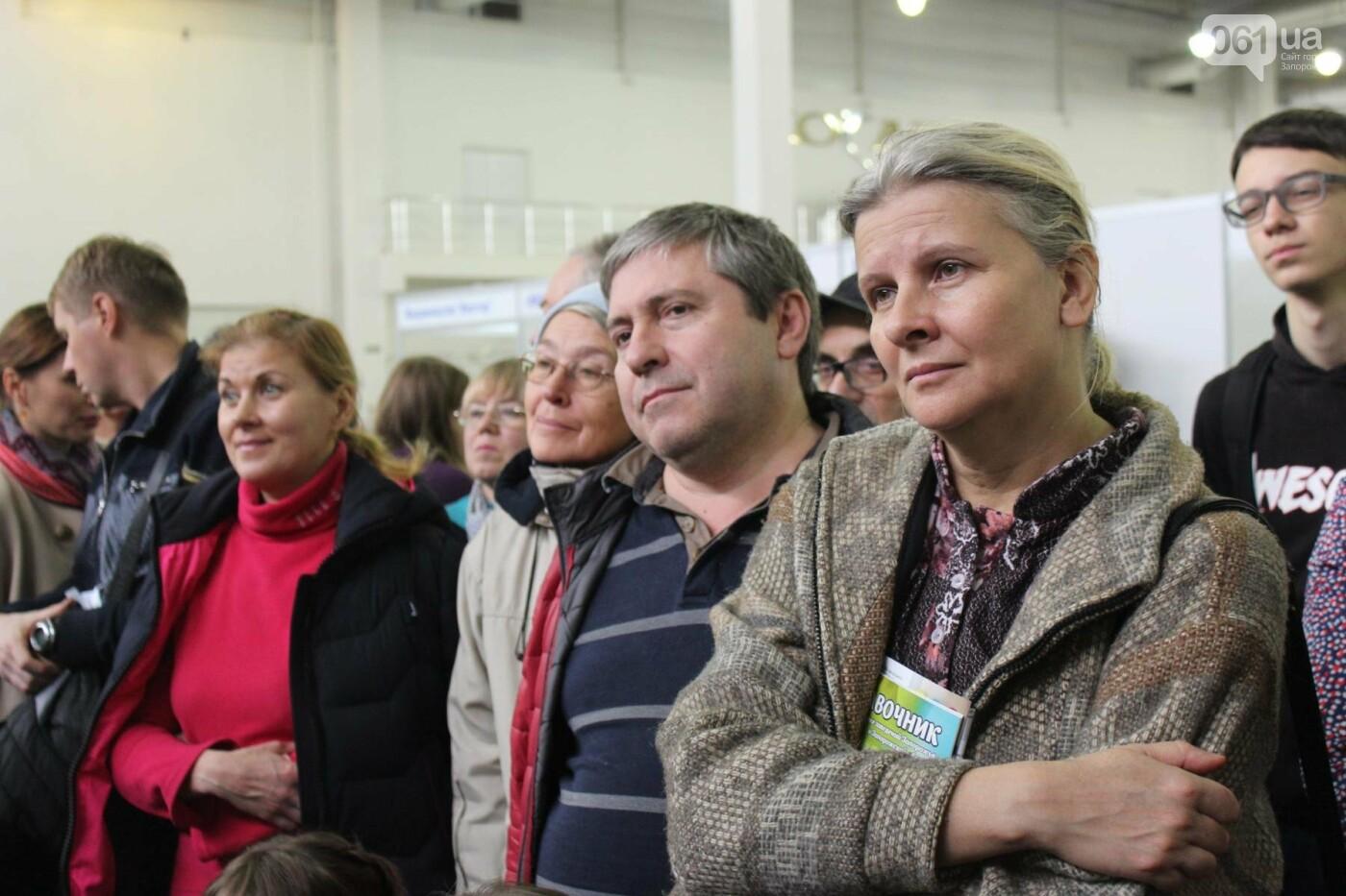 Писатель Любко Дереш в Запорожье собрал аншлаг, - ФОТО , фото-1
