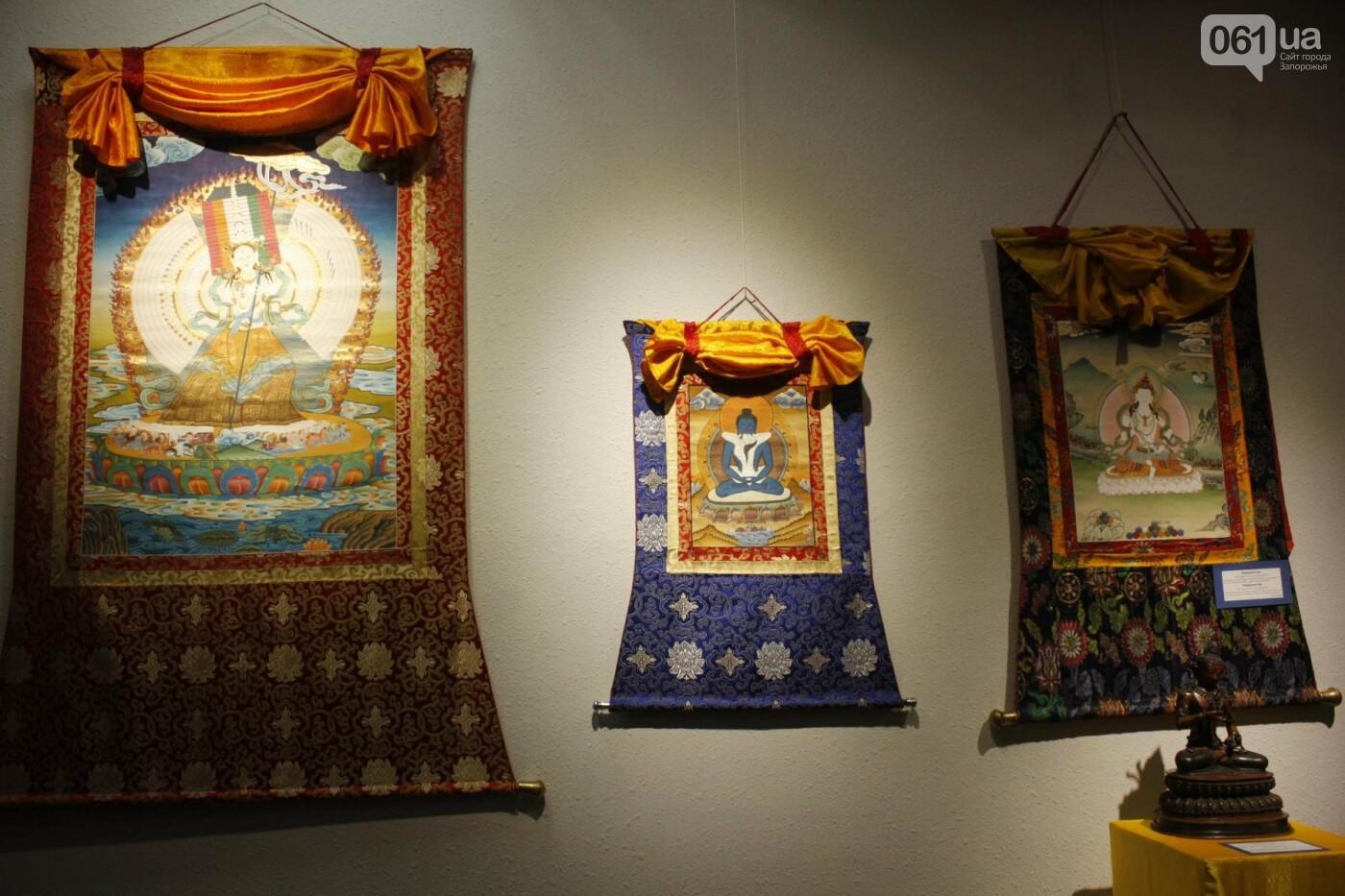 """В Запорожье выставка """"Сокровища Тибета"""" открыла Дни буддийской культуры, - ФОТОРЕПОРТАЖ, фото-22"""