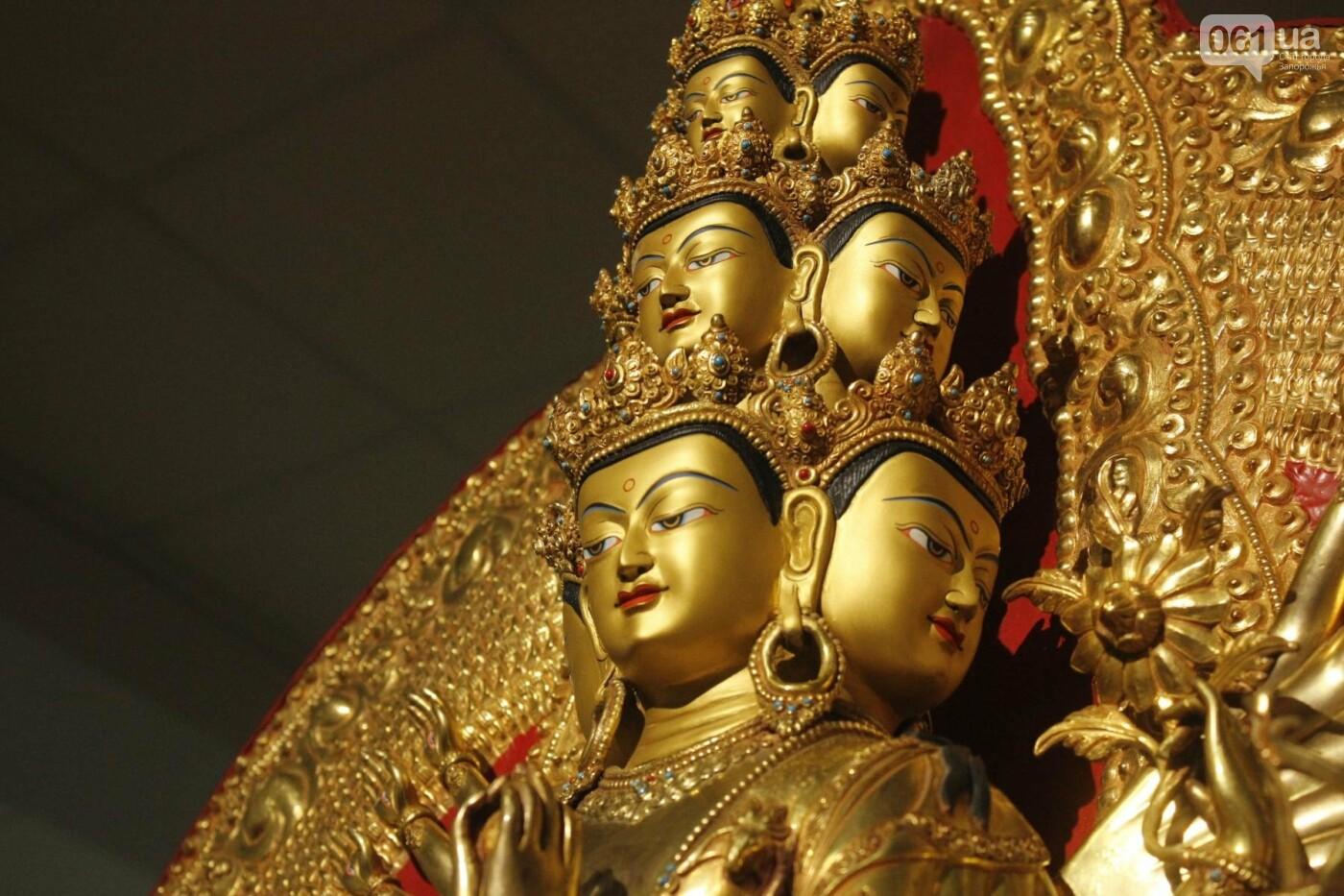 """В Запорожье выставка """"Сокровища Тибета"""" открыла Дни буддийской культуры, - ФОТОРЕПОРТАЖ, фото-4"""