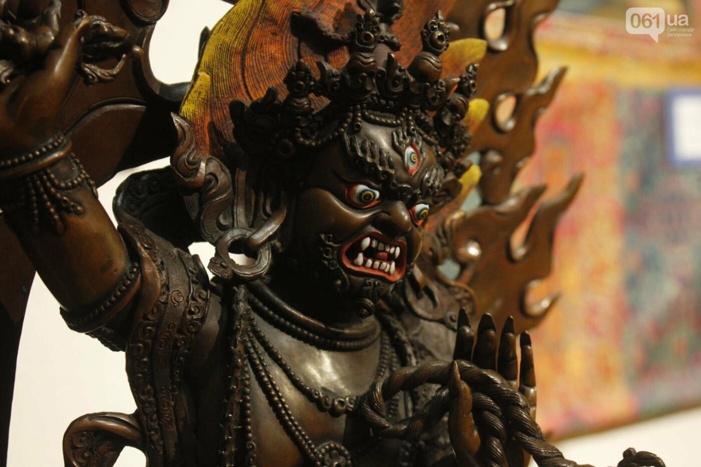 """В Запорожье выставка """"Сокровища Тибета"""" открыла Дни буддийской культуры, - ФОТОРЕПОРТАЖ, фото-2"""