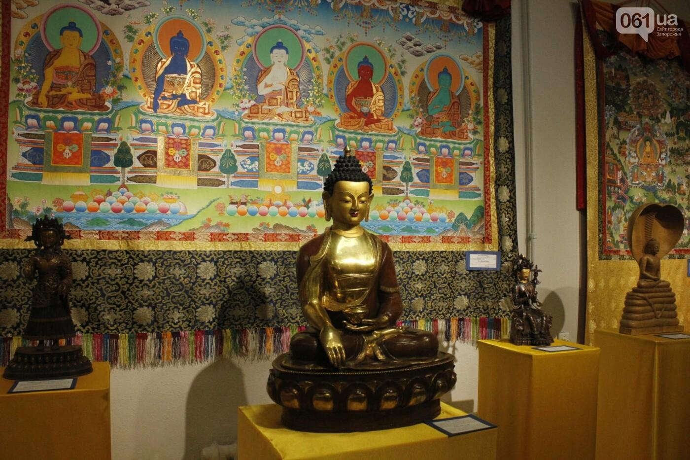 """В Запорожье выставка """"Сокровища Тибета"""" открыла Дни буддийской культуры, - ФОТОРЕПОРТАЖ, фото-18"""