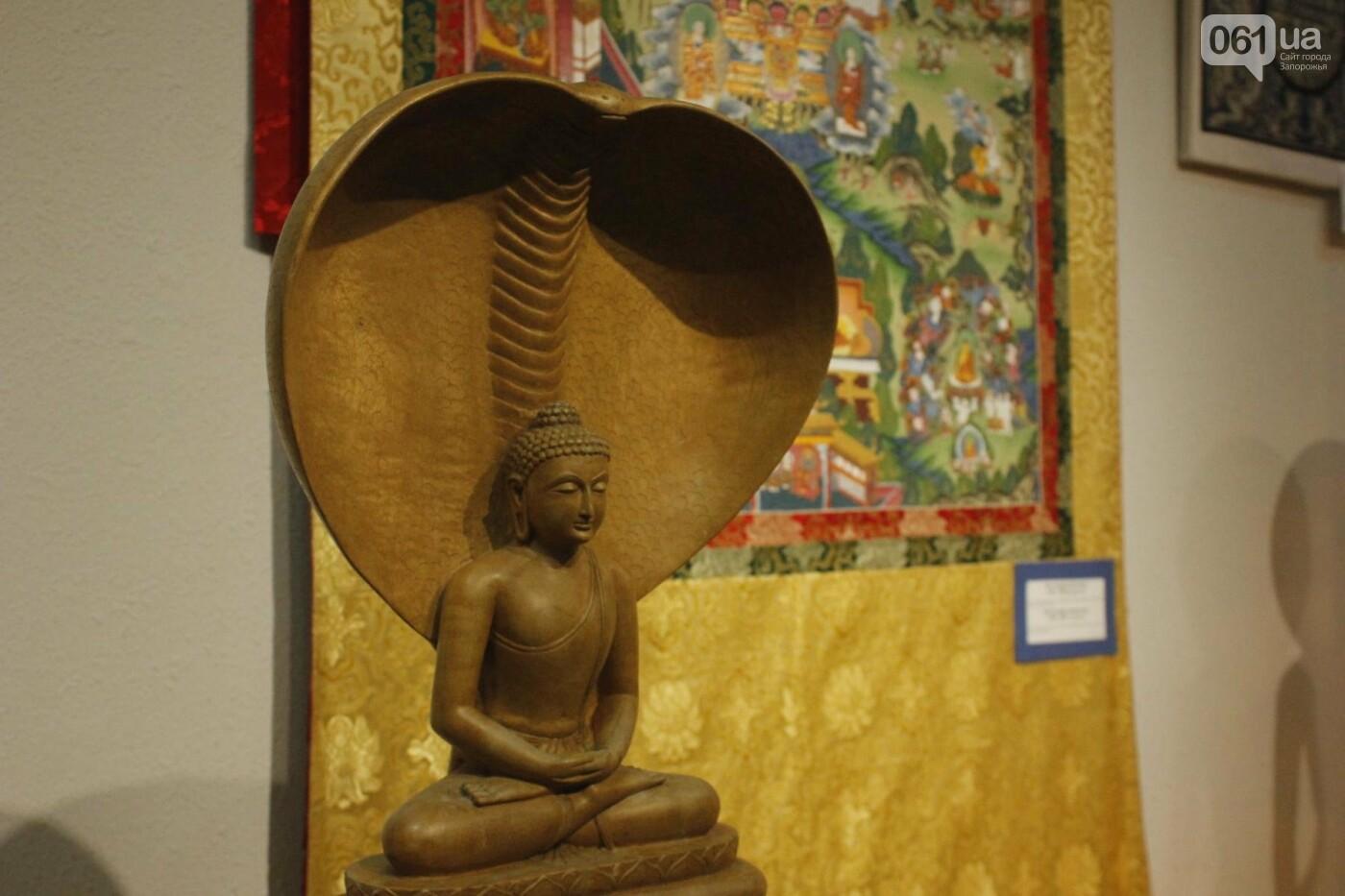 """В Запорожье выставка """"Сокровища Тибета"""" открыла Дни буддийской культуры, - ФОТОРЕПОРТАЖ, фото-17"""