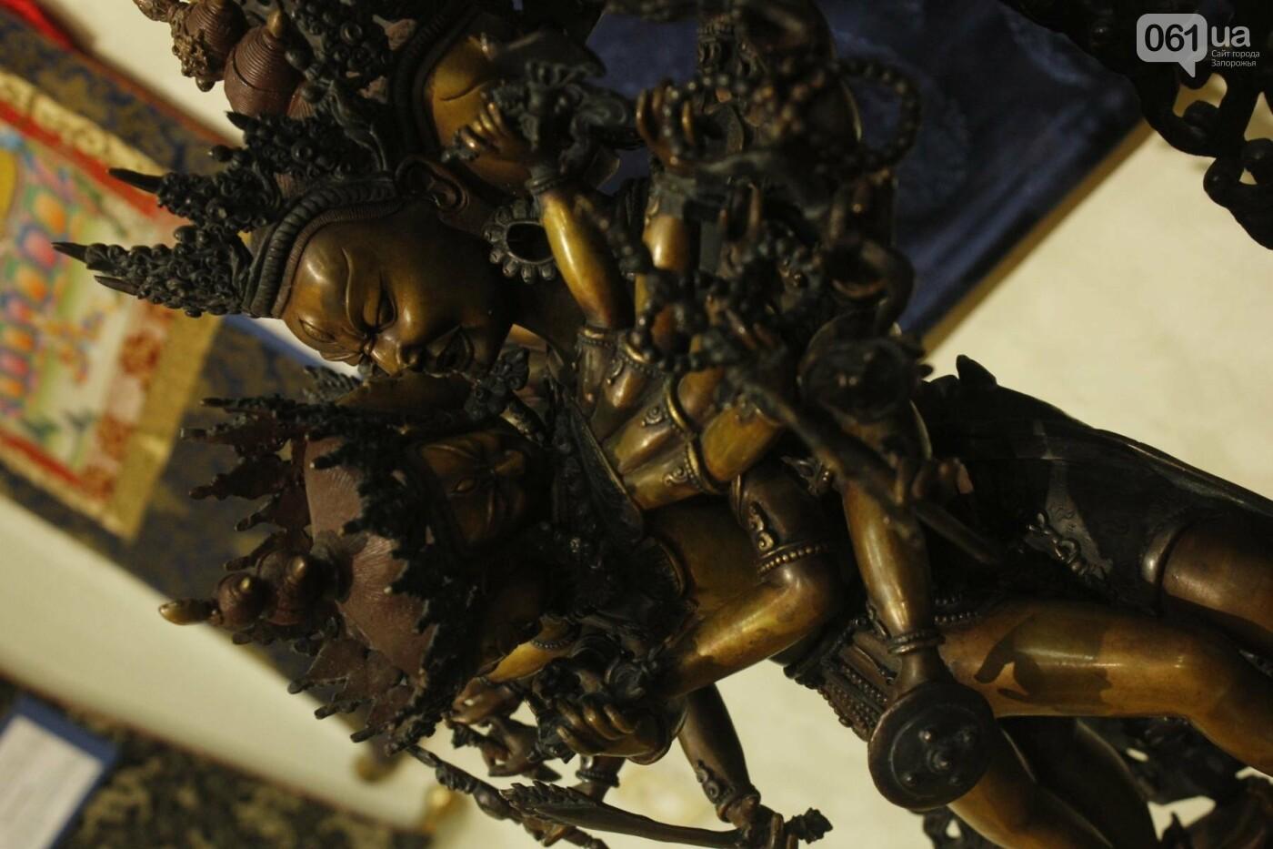 """В Запорожье выставка """"Сокровища Тибета"""" открыла Дни буддийской культуры, - ФОТОРЕПОРТАЖ, фото-28"""