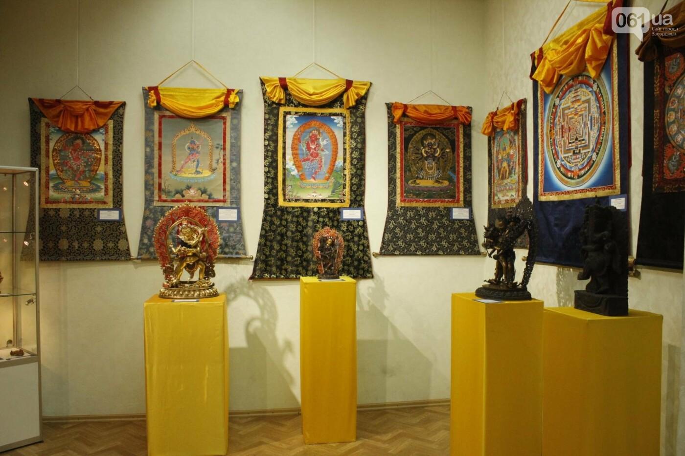 """В Запорожье выставка """"Сокровища Тибета"""" открыла Дни буддийской культуры, - ФОТОРЕПОРТАЖ, фото-14"""