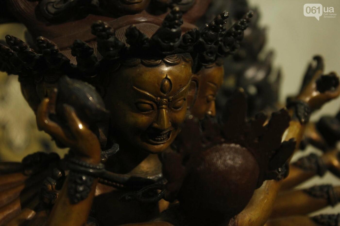 """В Запорожье выставка """"Сокровища Тибета"""" открыла Дни буддийской культуры, - ФОТОРЕПОРТАЖ, фото-24"""