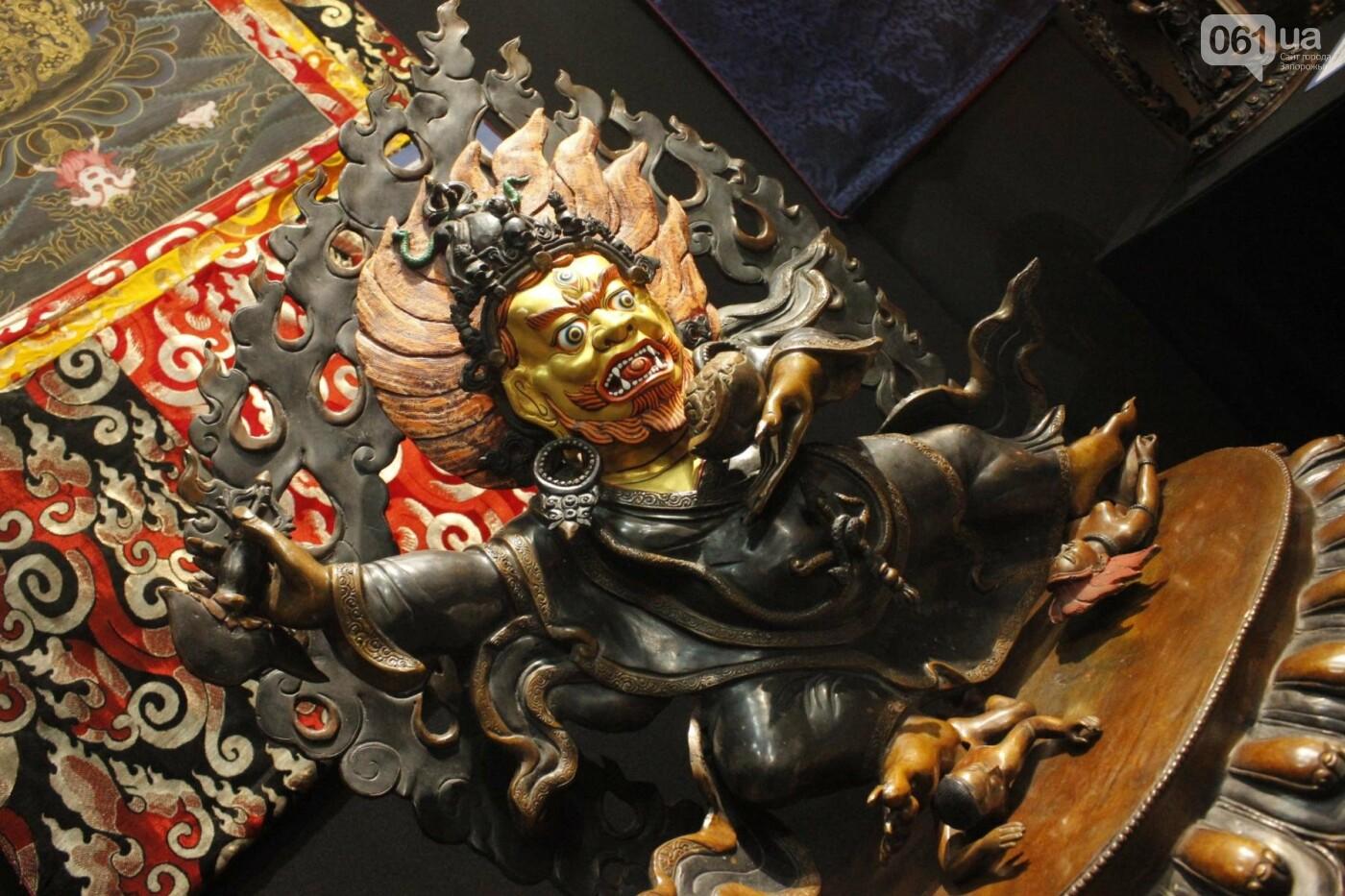 """В Запорожье выставка """"Сокровища Тибета"""" открыла Дни буддийской культуры, - ФОТОРЕПОРТАЖ, фото-23"""