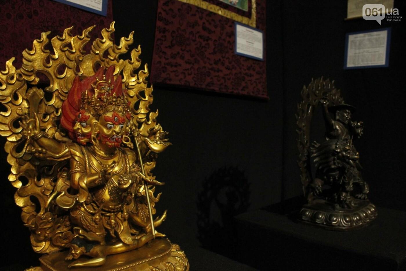 """В Запорожье выставка """"Сокровища Тибета"""" открыла Дни буддийской культуры, - ФОТОРЕПОРТАЖ, фото-36"""