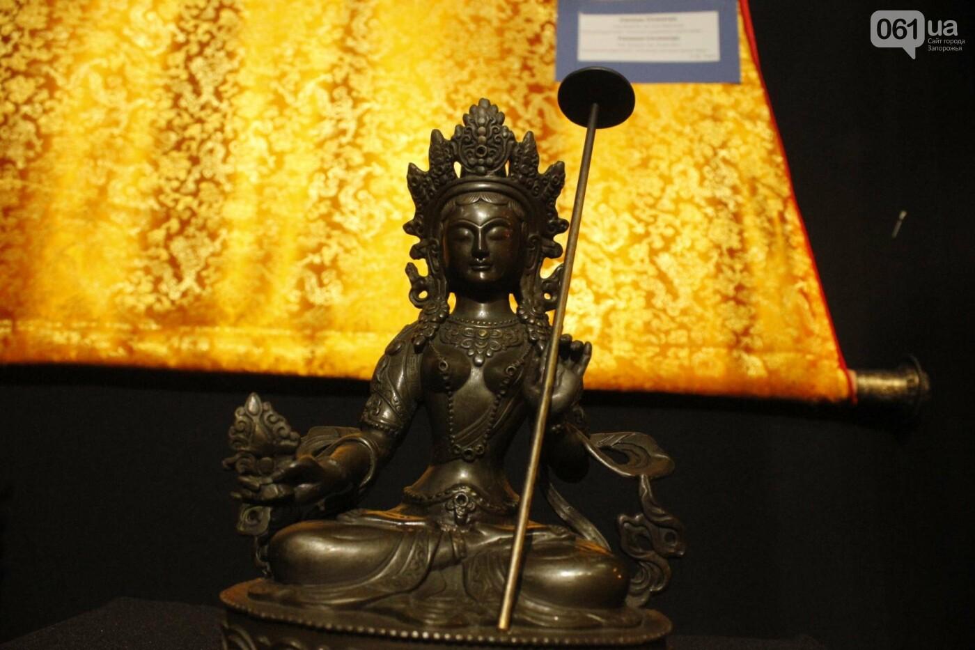 """В Запорожье выставка """"Сокровища Тибета"""" открыла Дни буддийской культуры, - ФОТОРЕПОРТАЖ, фото-33"""