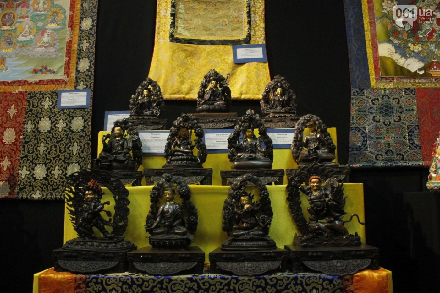 """В Запорожье выставка """"Сокровища Тибета"""" открыла Дни буддийской культуры, - ФОТОРЕПОРТАЖ, фото-38"""