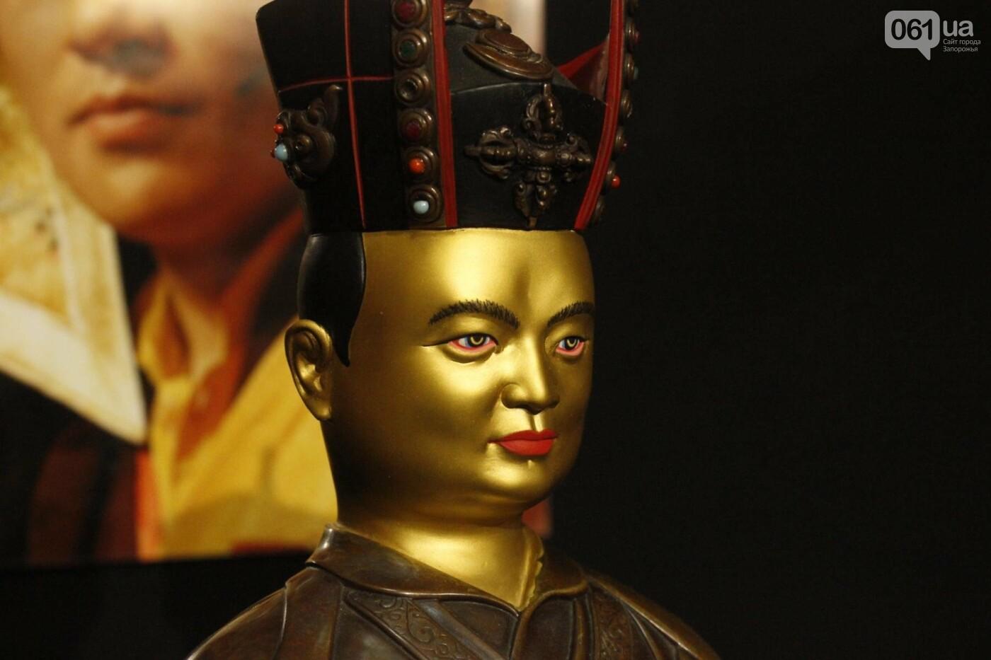 """В Запорожье выставка """"Сокровища Тибета"""" открыла Дни буддийской культуры, - ФОТОРЕПОРТАЖ, фото-27"""