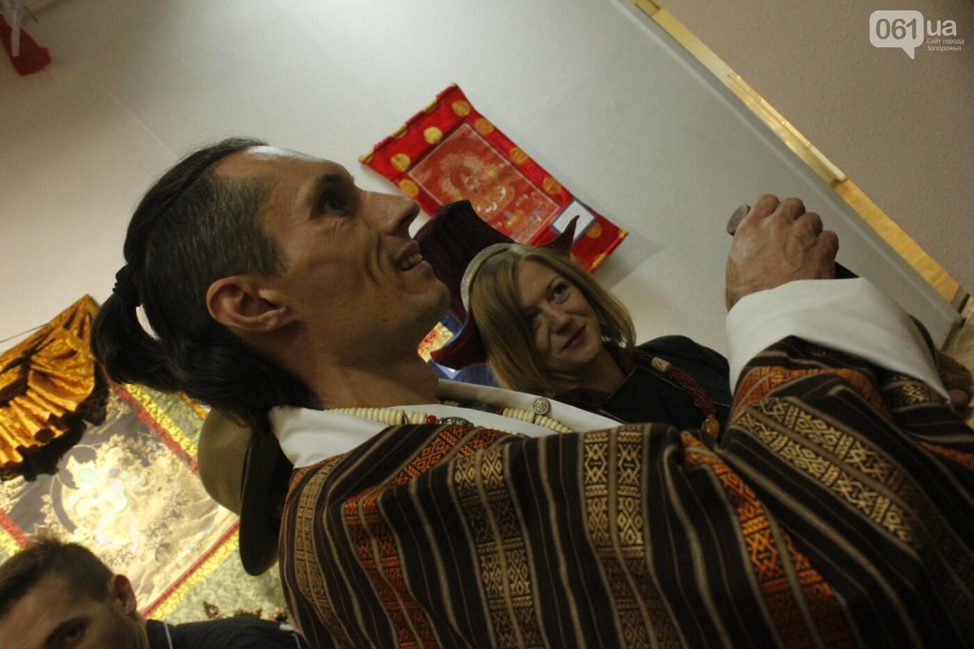 """В Запорожье выставка """"Сокровища Тибета"""" открыла Дни буддийской культуры, - ФОТОРЕПОРТАЖ, фото-35"""