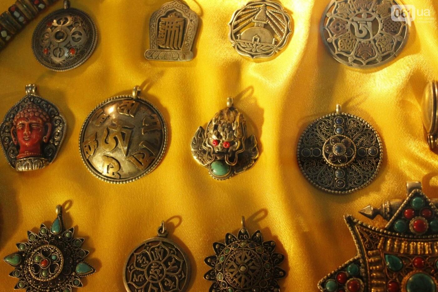 """В Запорожье выставка """"Сокровища Тибета"""" открыла Дни буддийской культуры, - ФОТОРЕПОРТАЖ, фото-40"""