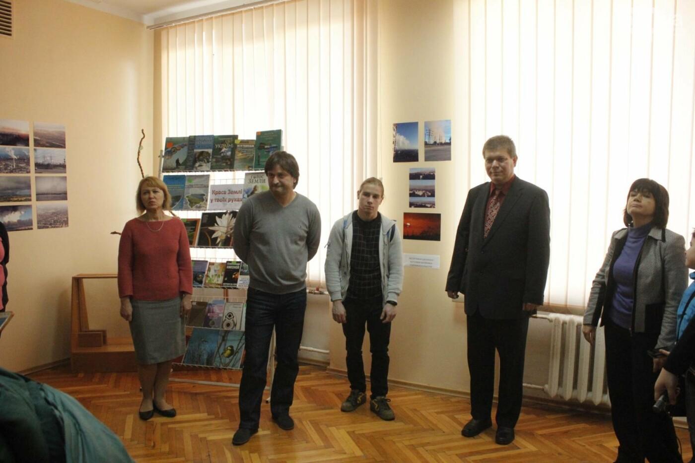 """Организаторы фотовыставки """"Экоцид по-запорожски"""" планируют провести её за границей, - ФОТОРЕПОРТАЖ, фото-1"""