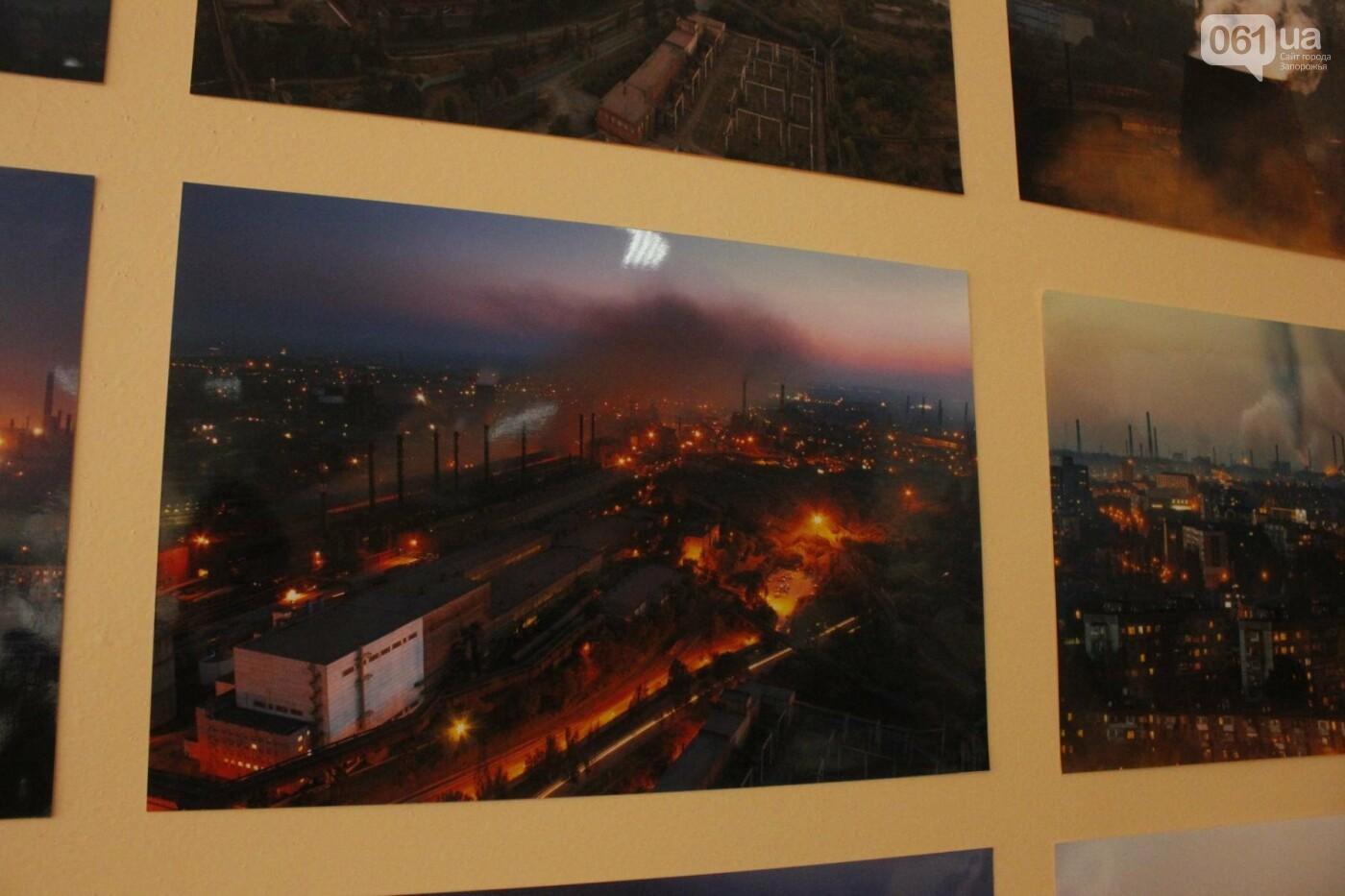 """Организаторы фотовыставки """"Экоцид по-запорожски"""" планируют провести её за границей, - ФОТОРЕПОРТАЖ, фото-3"""