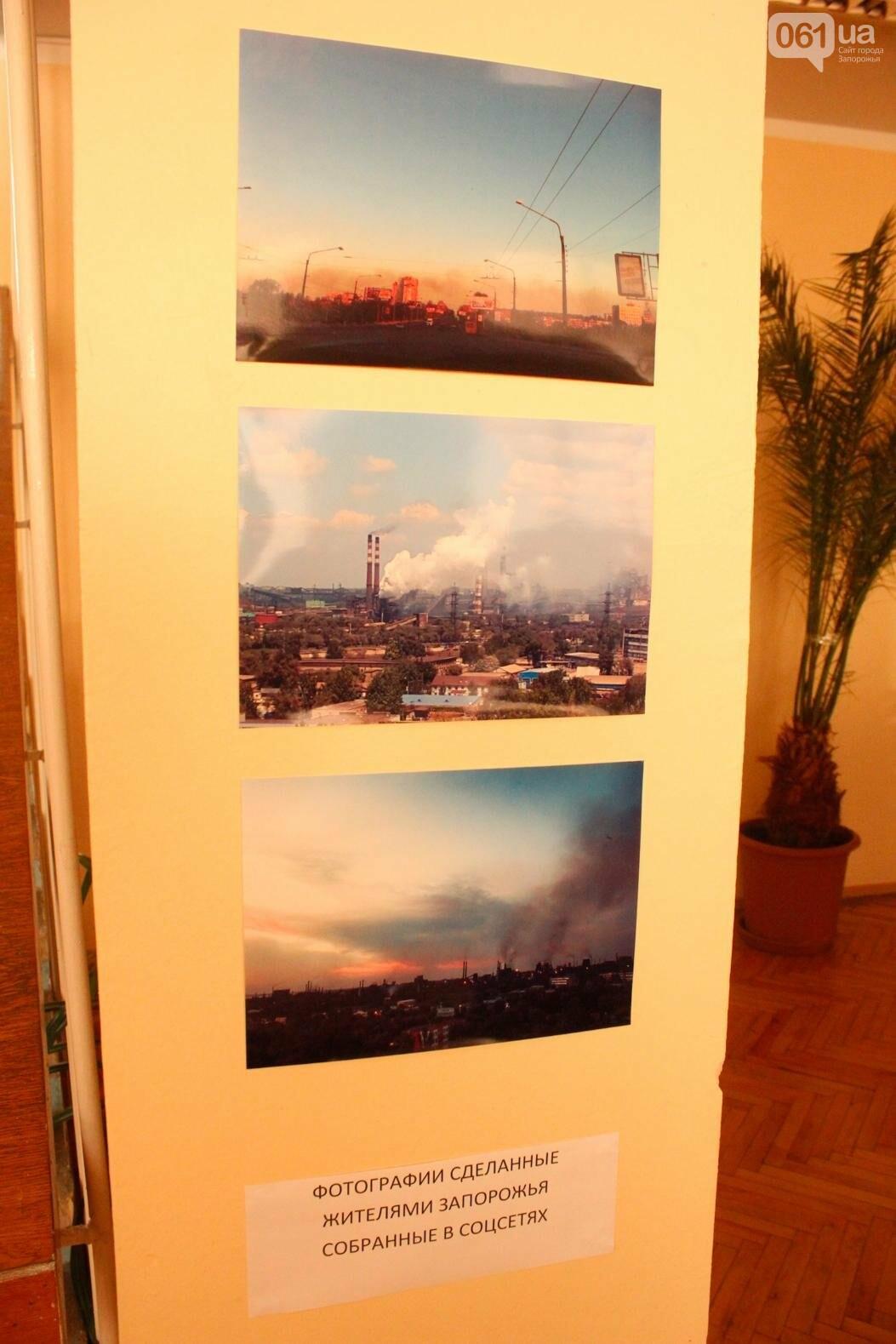 """Организаторы фотовыставки """"Экоцид по-запорожски"""" планируют провести её за границей, - ФОТОРЕПОРТАЖ, фото-21"""