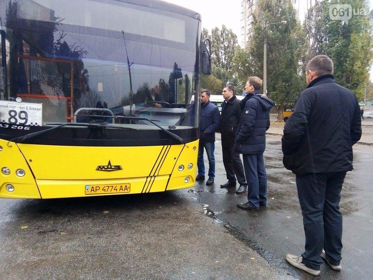 В Шевченковский район Запорожья на маршруте №89 будут ездить 100-местные автобусы, — ФОТО, фото-4