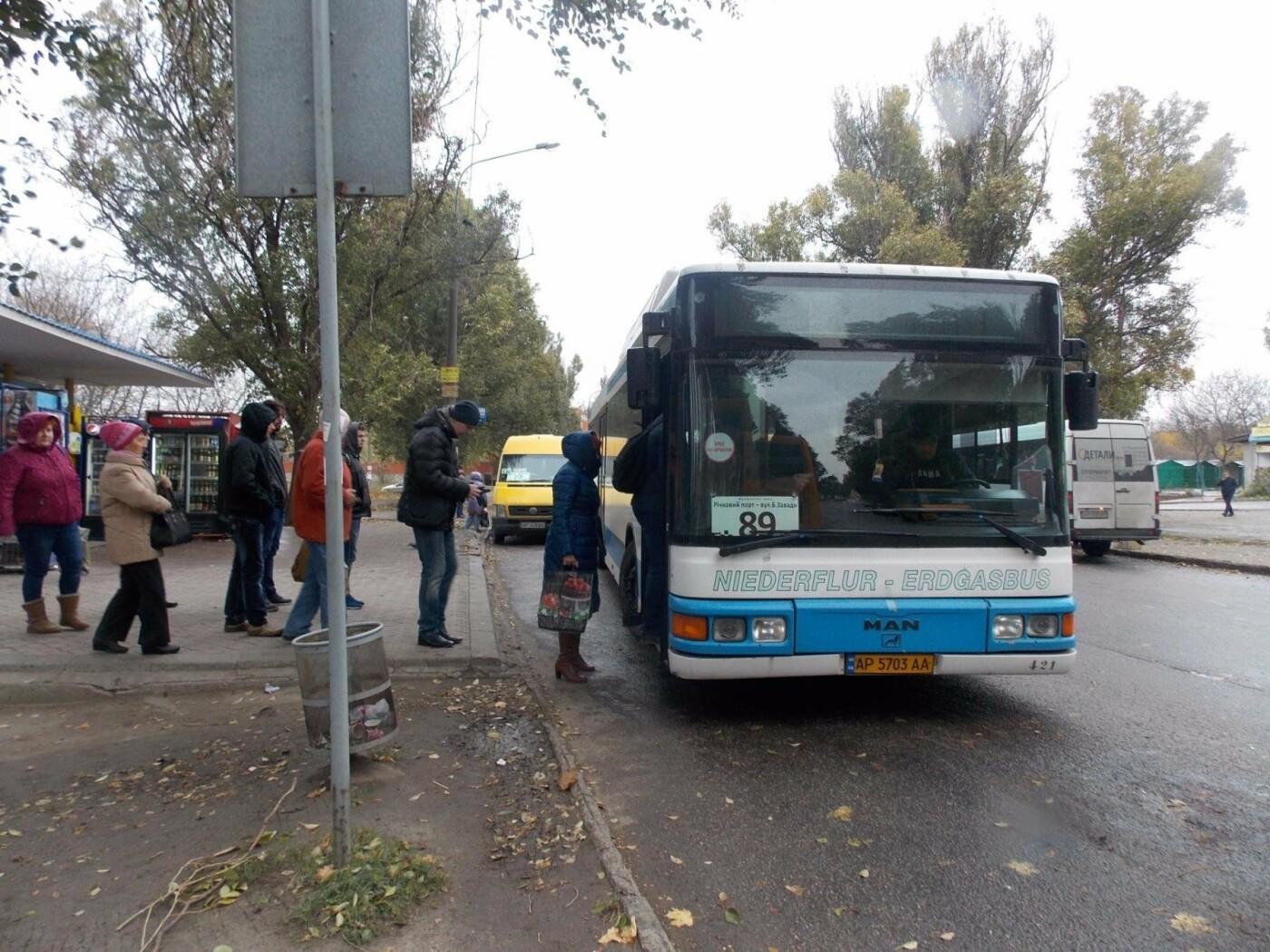 В Шевченковский район Запорожья на маршруте №89 будут ездить 100-местные автобусы, — ФОТО, фото-2